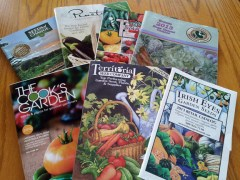 Time to Order and Plant Seeds