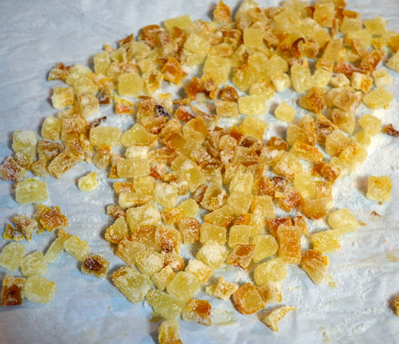 how to make candied fruit at home