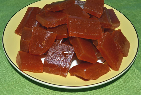 how to make quince paste