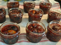 Fig Jam with Anise Recipe