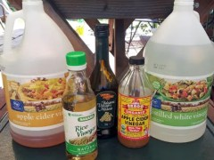 Which Vinegar to Use When Pickling
