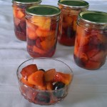 Lightly Spiced Mixed Stone Fruit