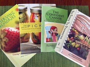 favorite canning books