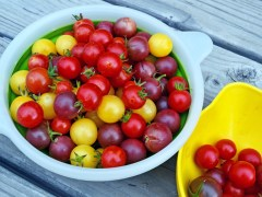 5 Ways to Use Late-Season Cherry Tomatoes