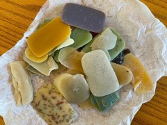 Making Soap from Slivers
