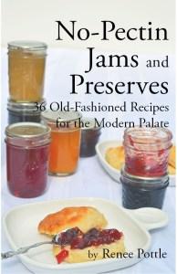 no pectin jams book cover