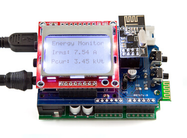 Energy Monitor Shield6
