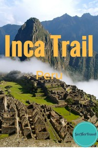 The 4 day Inca Trail from Cusco to Machu Picchu is an incredible adventure for all. Hike to one of the best places to see in Peru and explore a Wonder of the World!