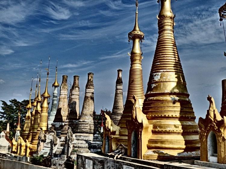 Inle Shwe Inn Tain, Lake Inle, Burma
