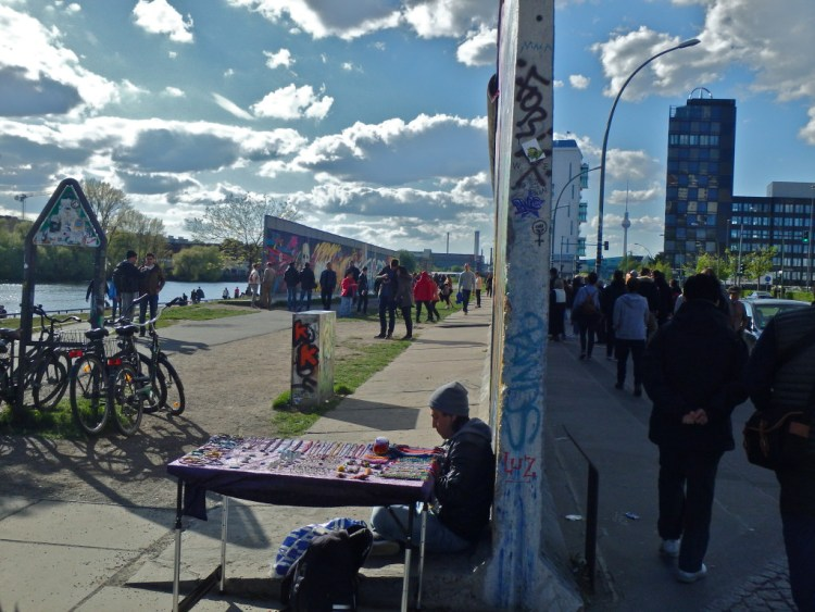 East Side Gallery Berlin Wall must see attractions in Berlin