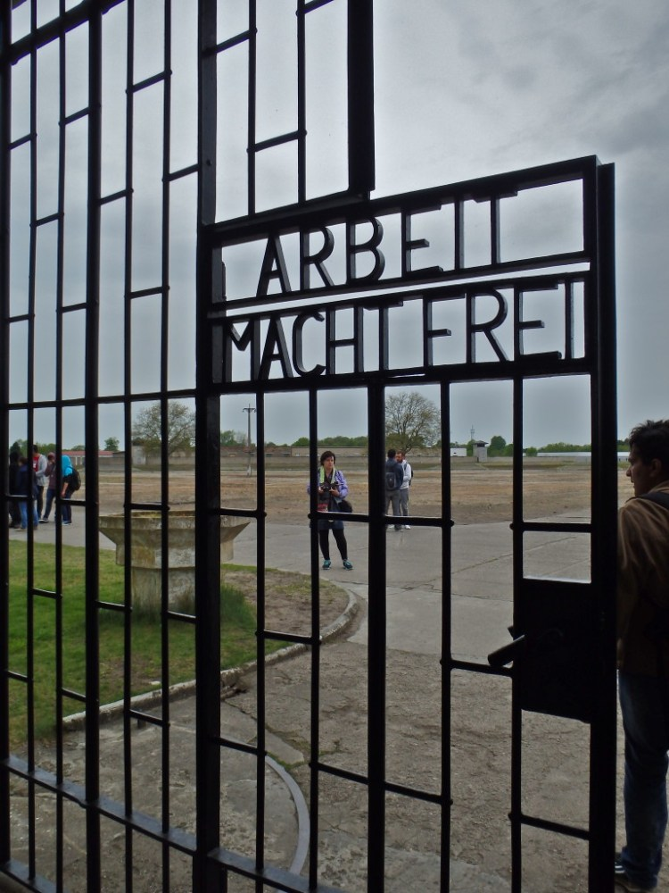 Sachsenhausen Concentration Camp places to visit around Berlin Germany