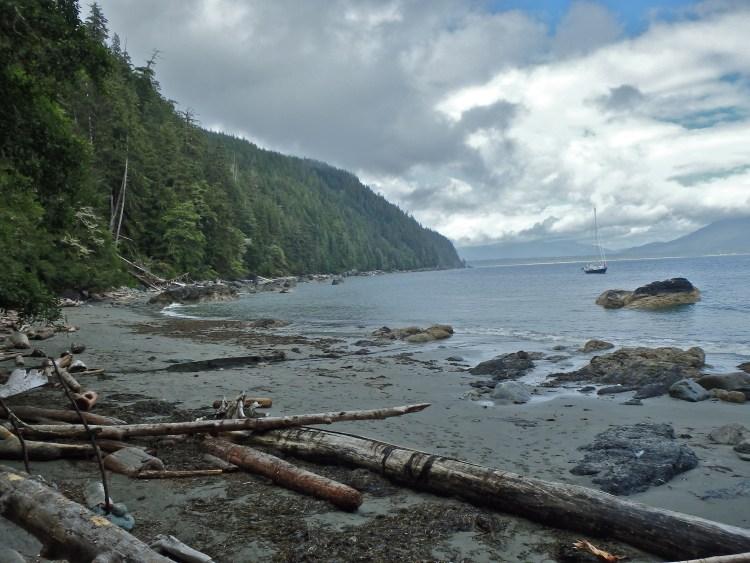 West Coast Trail Thrasher Cove