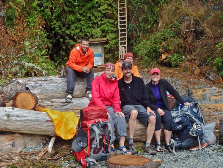 West Coast Trail port renfrew