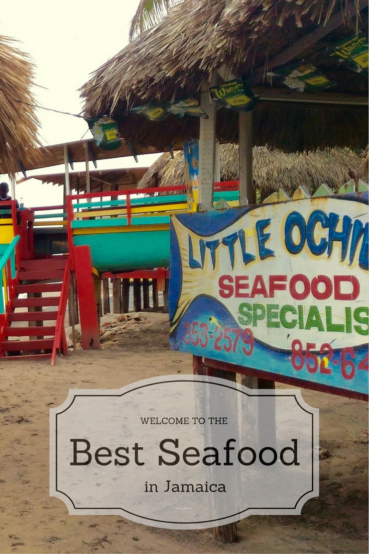 If you want amazing food and oceanfront eating, then get yourself to Little Ochie in Alligator Pond, the best seafood restaurant in Jamaica!