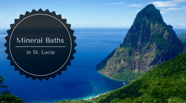 mineral baths hot springs mud baths in st. lucia