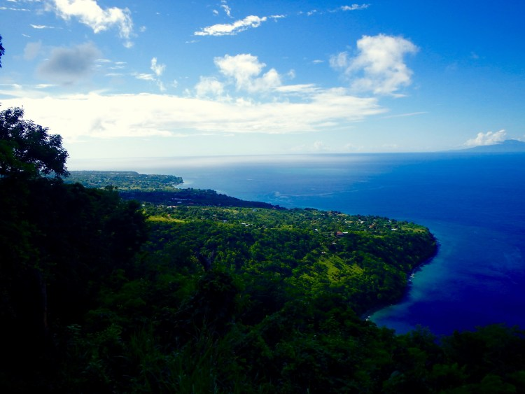 HIKING AND CLIMBING IN ST. LUCIA