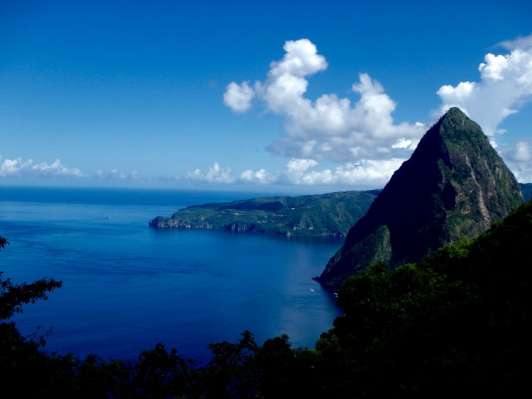 nature attractions in st. lucia caribbean