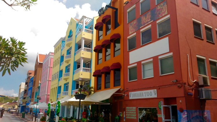 architecture of willemstad curacao UNESCO points of interest in curacao curacao travel blog for women