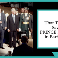 That Time I saw Prince Harry (aka my Soulmate) in Barbados!