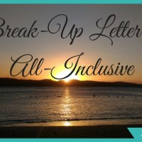 A Break-Up Letter to My All-Inclusive