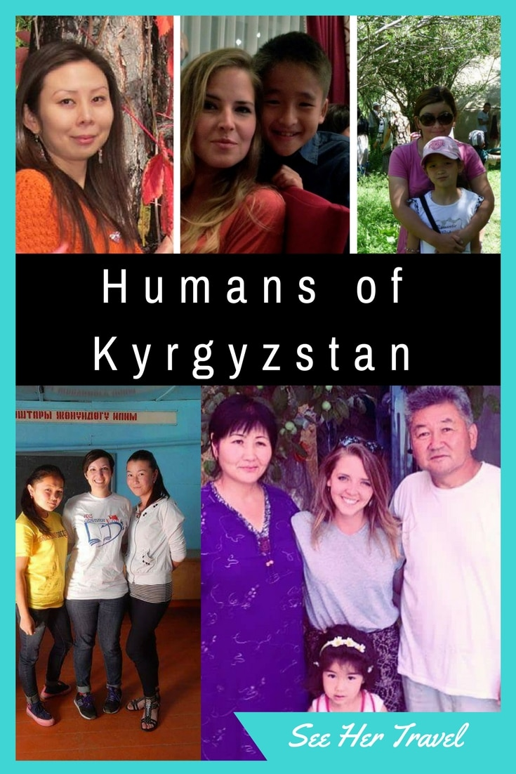 The People of Kyrgyzstan, a Muslim Majority country are some of the friendliest, warmest, and kindest I have met anywhere in the world. Kyrgyz friends and family welcomed me and other international volunteers into their homes, offices, and communities and made us all connected through love and understanding. www.seehertravel.com