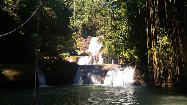ys falls jamaica waterfalls in jamaica top attractions in jamaica south coast