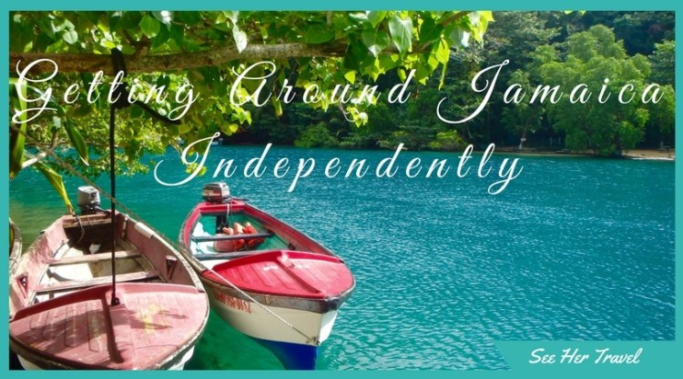 Getting Around Jamaica independently how to travel in jamaica travel blog