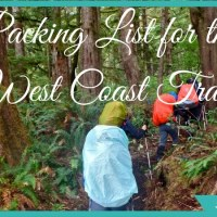 A Solo Hiker's Packing List for the West Coast Trail