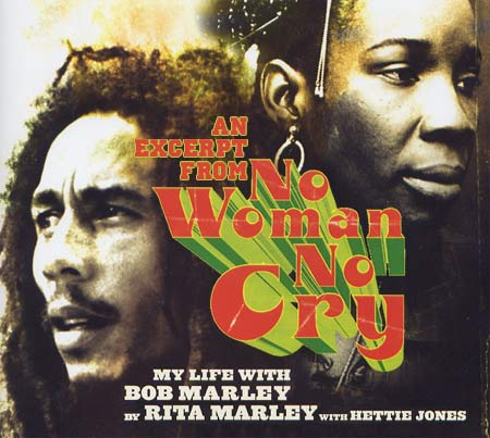 No Woman No Cry book about bob marley set in Jamaica jamaica memoirs