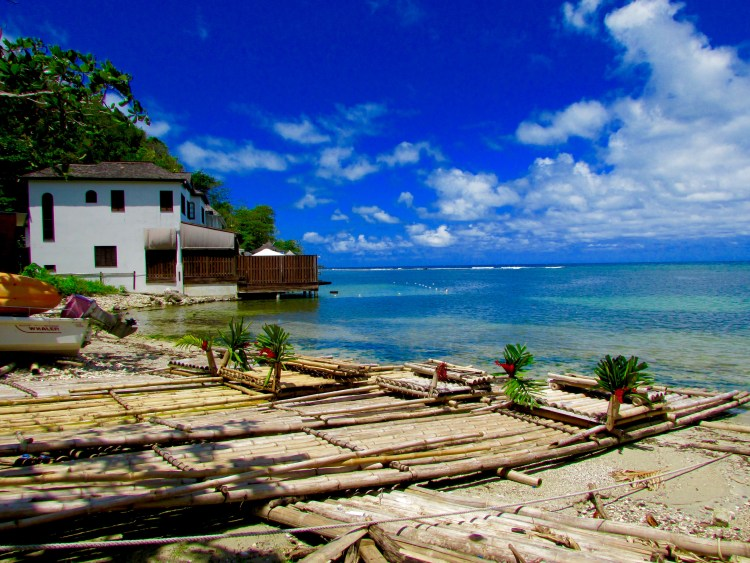 the blue lagoon in portland Jamaica best swimming spots in jamaica