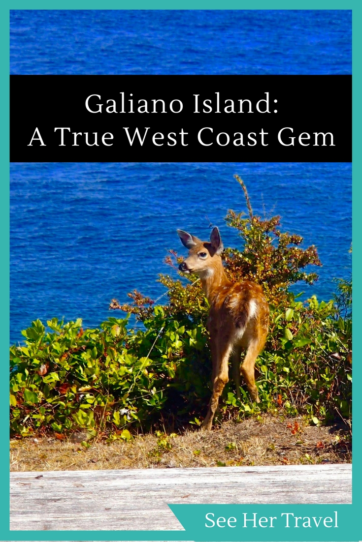 Galiano Island is one of Canada's West Coast gems, a top holiday destination for families that guarantees beautiful nature and relaxing quiet. Located on British Columbia's West Coast, Galiano Island is one of the top vacation destinations in Canada