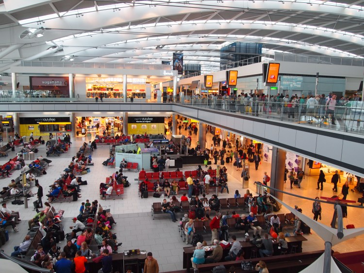 best airport lounges in heathrow airport