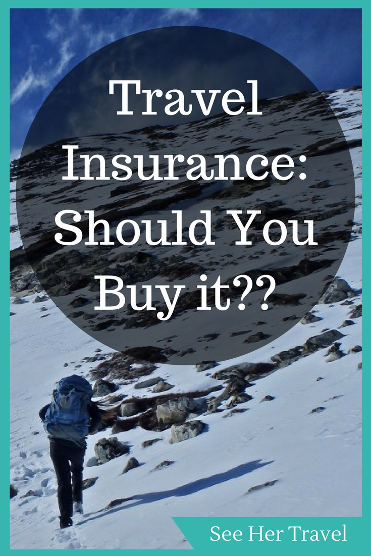 Choosing and buying travel insurance is a major step in pre-trip planning, but many people skip it! Why do you need travel insurance and what kind do you need? Find out here with these travel insurance tips and find out how to make sure you are covered!