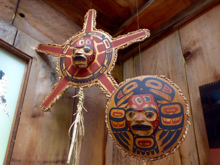 best places to see native art in Vancouver where can I see totems in Vancouver