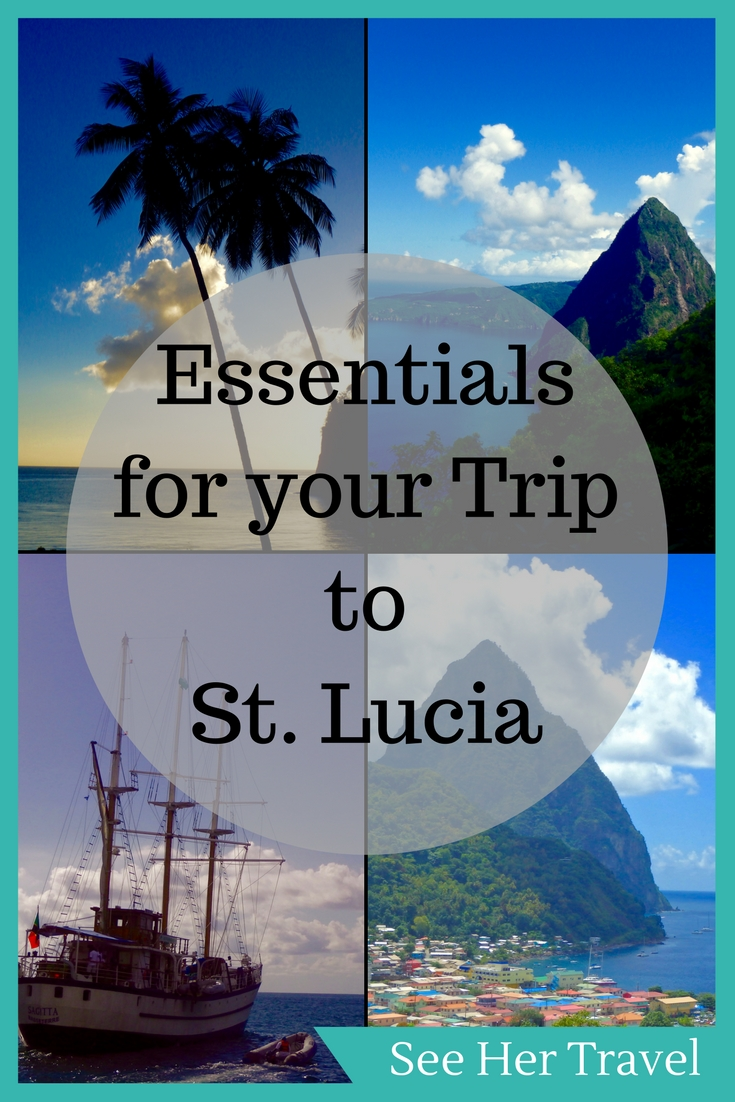 St Lucia is one of the Caribbean's best places to visit, by far! This quick travel guide to St. Lucia, a small island country that boasts great views, beautiful scenery, delicious food and awesome things to do will help you plan your trip to st lucia with travel tips, accommodations recommendations, and alternative ways to explore the island.