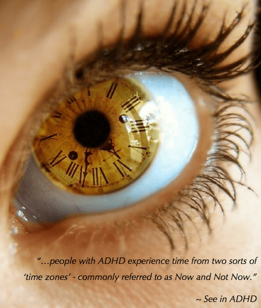 Managing Time Blindness in ADHD