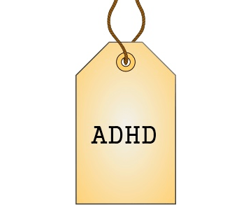 ADHD not a label