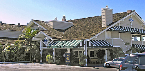 THE OC Filming Locations The Yacht Club