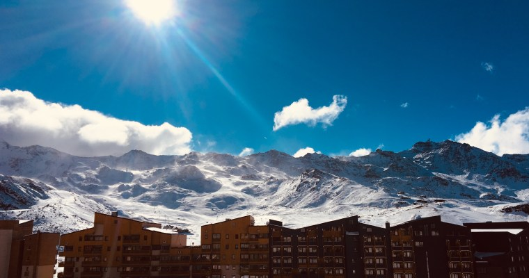 Getting to Val Thorens Pre-Season