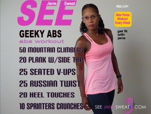 Geeky Abs