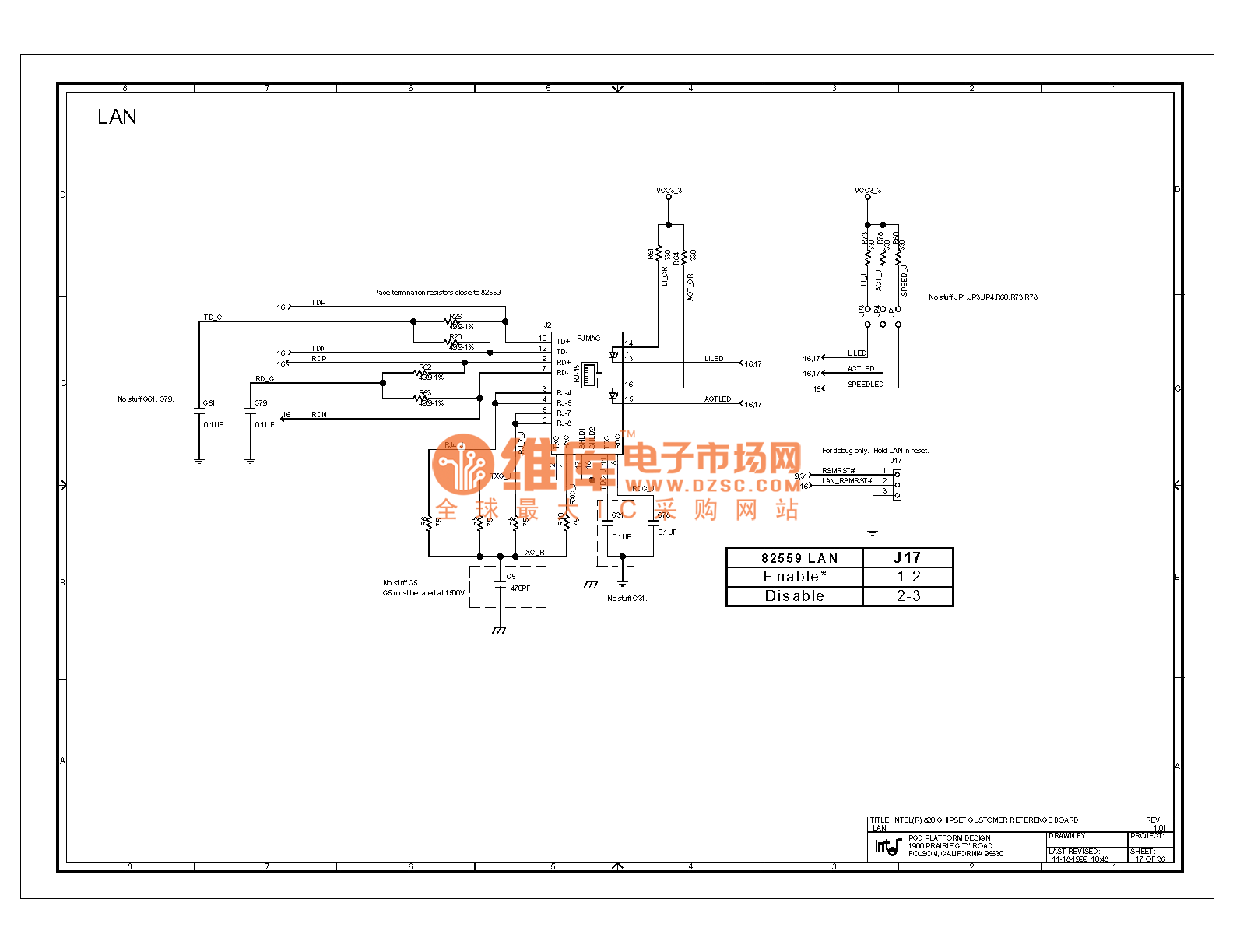 820e Computer Motherboard Circuit Diagram 17