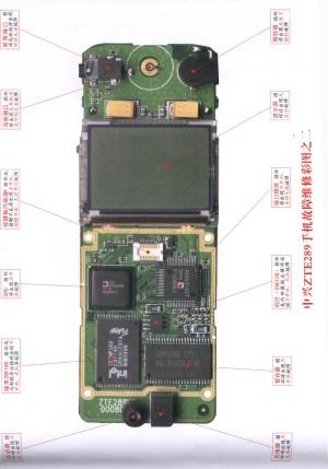 ZTE ZTE289 mobile phone repairing diagram 2  Electrical