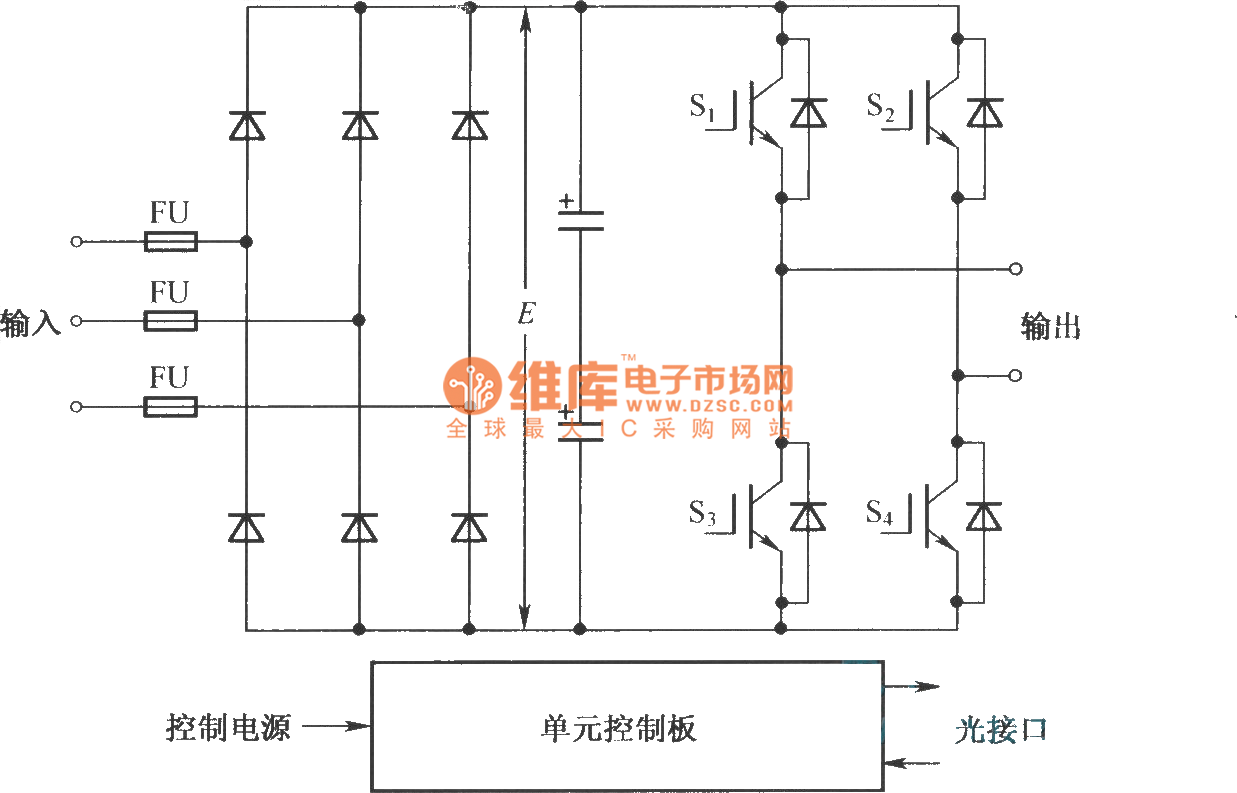 Five Power Cells Cascade Frequency Converter Electrical