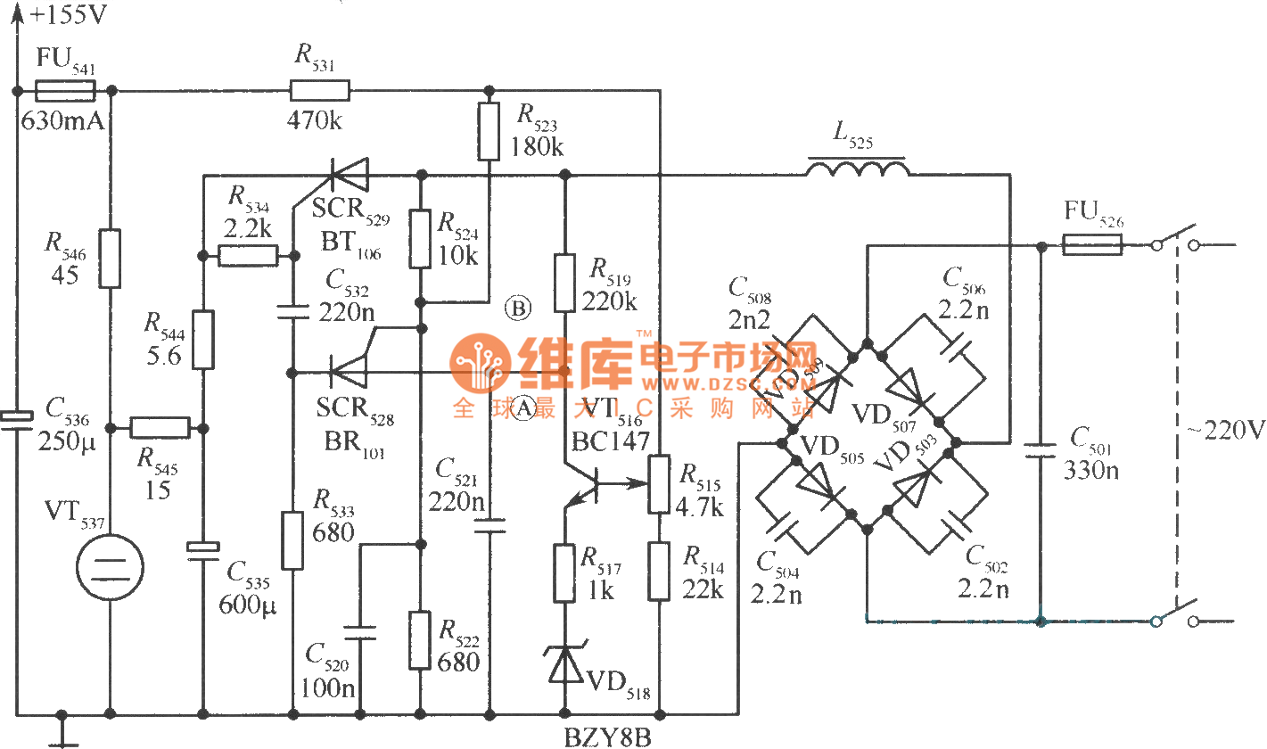 Power Supply Isolated Power Supply