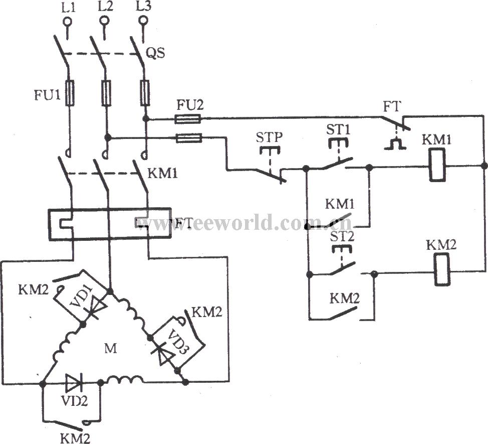3ph Motor Wiring Diagram 3 Phase 2 Sd Diagrams Database