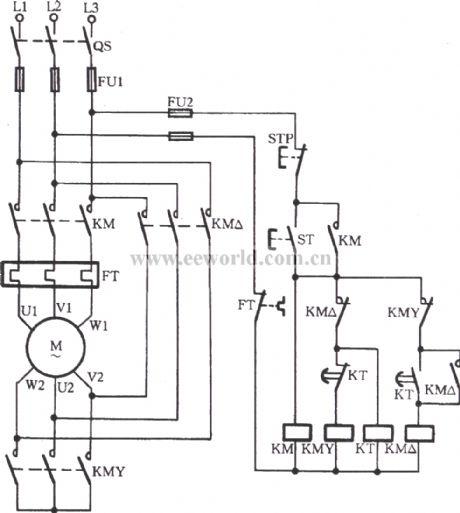 auto transformer starter wiring diagram 39 wiring Power Transformer Wiring Diagram s201112715452963