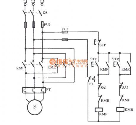 s201179235012644?resize\=460%2C425 single phase induction motor forward reverse wiring diagram baldor  at aneh.co