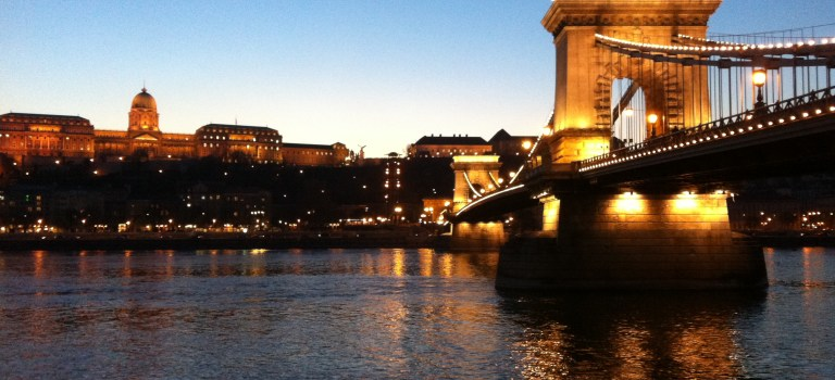 Five Things that are Simply Budapest