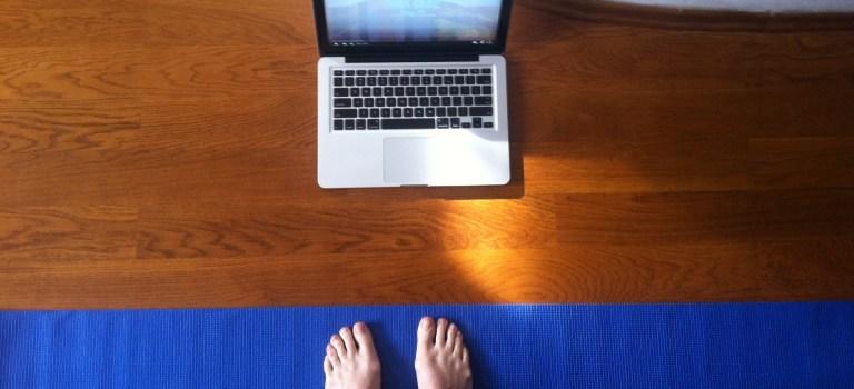 Postcard from #YogaCamp