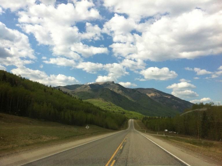 Alberta Field Work Road Trip
